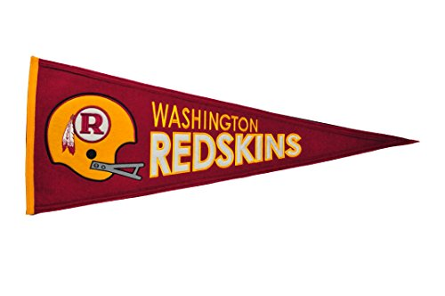 NFL Washington Redskins Throwback Pennant