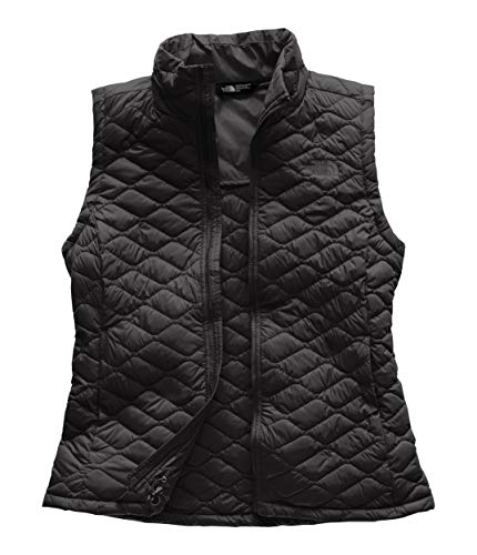 (The North Face NF0A3KU4 Women's Thermoball Vest, TNF Black Matte - XL)