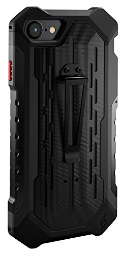 Element Case Black Ops Mil-Spec Drop Tested Case for Apple iPhone 7/8 - Black (EMT-322-134DZ-01)