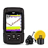 LUCKY Fish Finder Wired & Wireless Portable Fishing