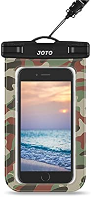 "JOTO Universal Waterproof Pouch Cellphone Dry Bag Case for iPhone XS Max XR XS X 8 7 6S Plus, Samsung Galaxy S9/S9 +/S8/S8 +/Note 8 6 5 4, Pixel 3 XL Pixel 3 2 HTC LG Sony MOTO up to 6.0"" -Camo - 10150060 , B01D2TGLVW , 285_B01D2TGLVW , 427909 , JOTO-Universal-Waterproof-Pouch-Cellphone-Dry-Bag-Case-for-iPhone-XS-Max-XR-XS-X-8-7-6S-Plus-Samsung-Galaxy-S9-S9-S8-S8-Note-8-6-5-4-Pixel-3-XL-Pixel-3-2-HTC-LG-Sony-MOTO-up-to-6.0-Camo-285_B01D2TGLVW , fa"