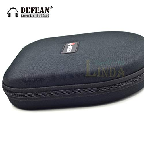 Price comparison product image Hard Carrying case Pouch for ATH Technica M50 M50X M50S MSR7 PRO700 MK2 Headphones