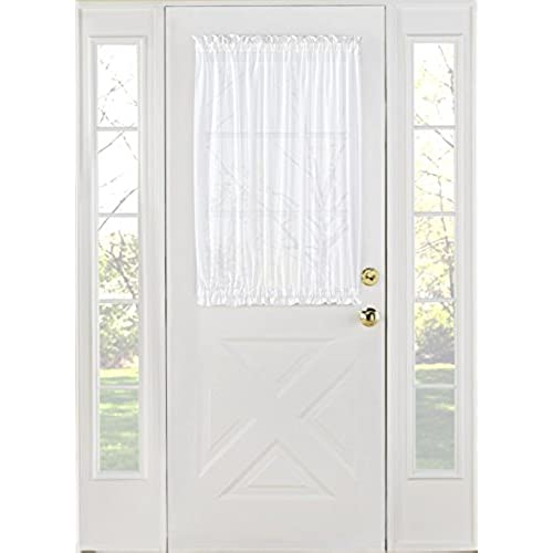 stylemaster home products stylemaster splendor batiste door panel 56 by 40inch white