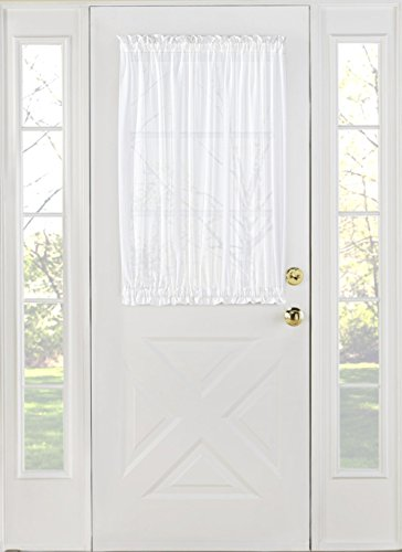 Stylemaster Home Products Stylemaster Splendor Batiste Door Panel, 56 by 40-Inch, White
