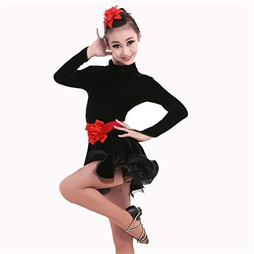 Liweibao Girls Latin Dance Clothes Girl Bata