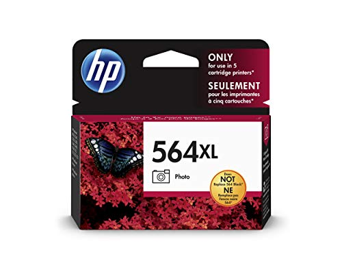 HP 564XL | Ink Cartridge | Photo | CB322WN
