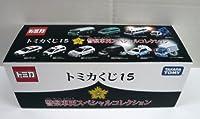 スバル レガシィ B4 警視庁パトロールカー トミカくじ15 警察車両スペシャルコレクション 「トミカ」の商品画像