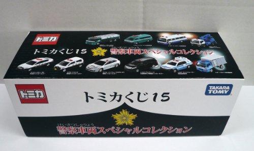 スバル レガシィ B4 警視庁パトロールカー トミカくじ15 警察車両スペシャルコレクション 「トミカ」