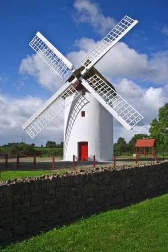 ireland-elphin-the-elphin-windmill-by-dennis-flaherty-10-x-16-giclee-canvas-art-print