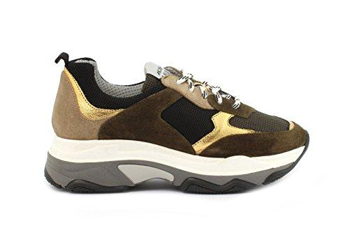 Sneaker Manchado Vel Ngbg 500 TR Nero MELINE Do F Telatec Vel Wood dB1SW8wq