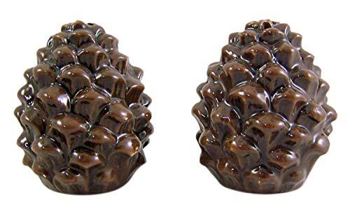 Pine Cone Salt and Pepper ()