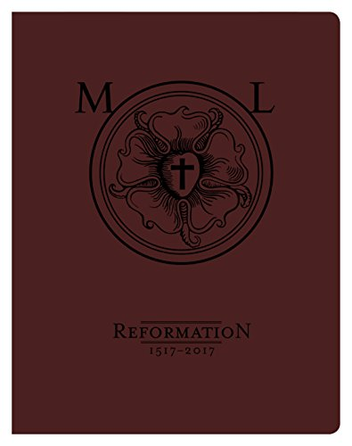 The Lutheran Study Bible - Reformation Anniversary Edition - Rose