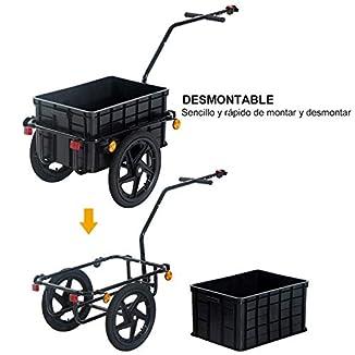 Remolque de carga para bicicleta barato
