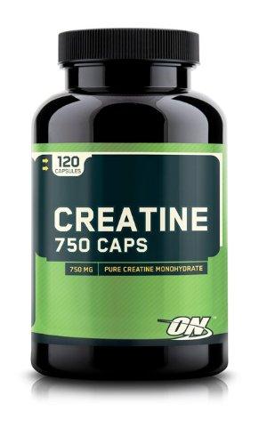 Optimum Nutrition Creatine 750 - 120 Caps