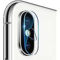 Baseus iPhone X Kamera Lens Koruyucu Cam