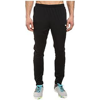 NIKE Men's Dry Academy Pants, Black/Black/White/White, Large