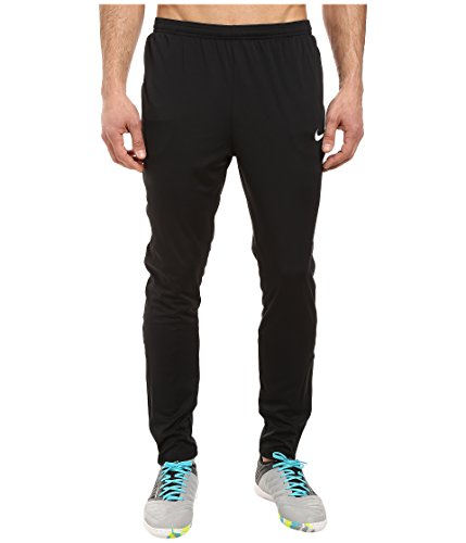 NIKE Men's Dry Academy Pants, Black/Black/White/White, Large ()