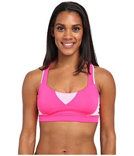 adidas Women's Supernova Bra W Shock Pink/Pink Glow Bra