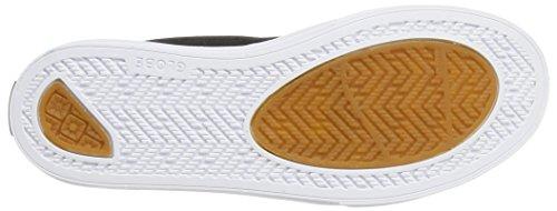 Black LYT Black Castro White Loafers Globe 10046 Men vwqXHH