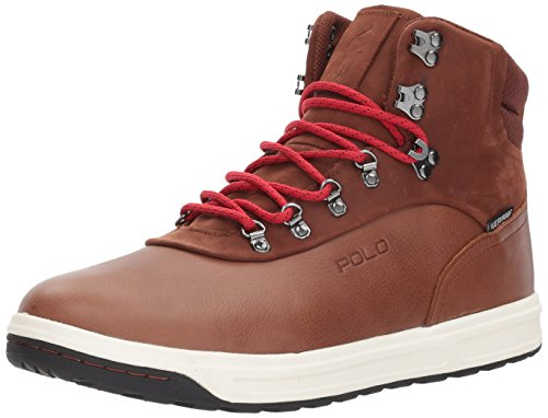 Ralph Lauren Polo Men ALPINE100 Sneaker Brown