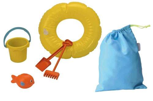 Rag Doll Accessories (Corolle Mon Premier Baby Doll Bath Time Accessories Set)
