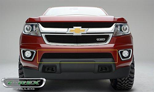 T-Rex Grilles 25267B Black Billet Bumper for Chevrolet Colorado ()