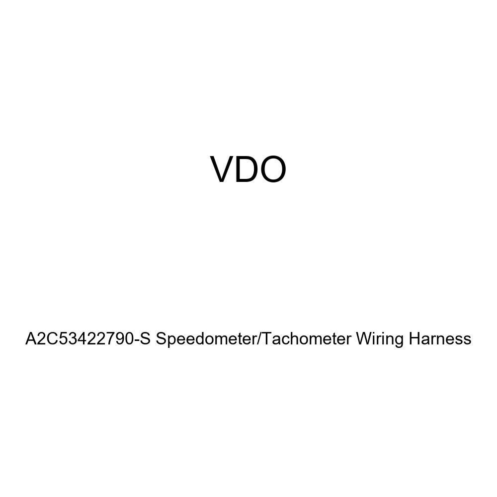 Vdo Speedometer Wiring
