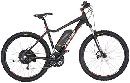 fischer E-Bike Mountain Bike EM 1608, 27,5 Pulgadas, Motor Trasero ...