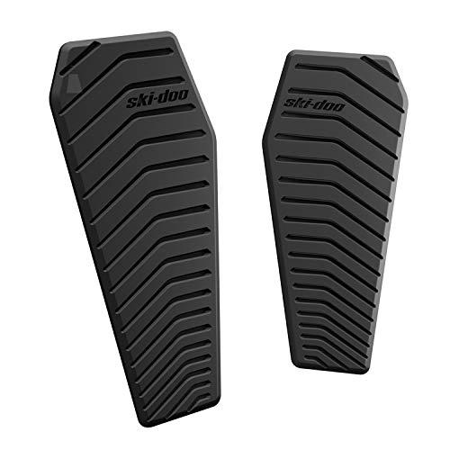 Ski-Doo New OEM Knee Pads, 860201363 (Pads Ski Knee Doo)