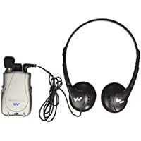 PockeTalker Ultra w/ Headphone & FREE Wide Range Earphone