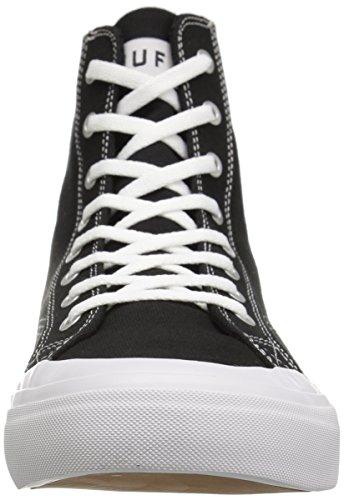 HUF Men's Classic Hi Ess Tx Skateboarding Shoe Black outlet real 80nUE