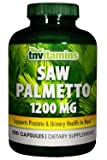 Saw Palmetto 1200 Mg – 100 Capsules