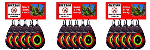 Bird B Gone Reflective Scare Bird Diverter