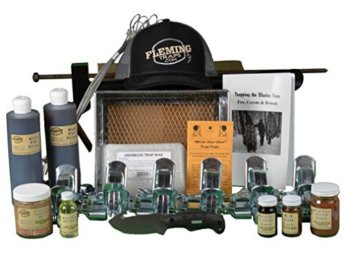 Fleming Traps Fox Trapping Kit - Deluxe