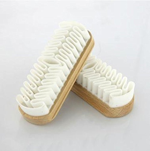 Beaumens Shoe Shoes Boots Shine Brush Cleaning Kit Horsehair Bristles Suede Nubuck Leathers by Beaumens (Image #1)