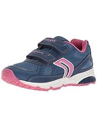 Geox Girl's J Bernie Girl Sneakers
