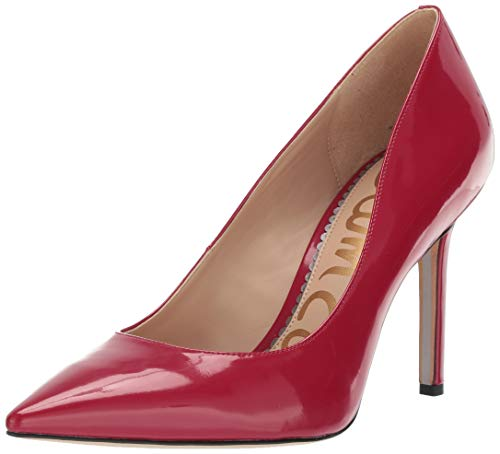 Sam Edelman Women's Hazel Pump, Dark Cherry Patent, 9.5 W US ()