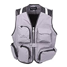 LUSI MADAM Men's Photography Outdoor Mesh Fishing Vest