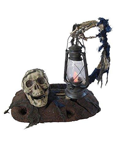 Buy morris costumes ground breaker w lantern 18in