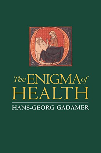 The Enigma Of Health  The Art Of Healing In A Scientific Age