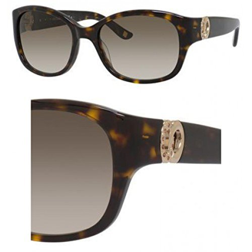 Sunglasses Liz Claiborne 565 /S 0086 Dark Havana / JS brown gradient - Claiborne Liz Sunglasses