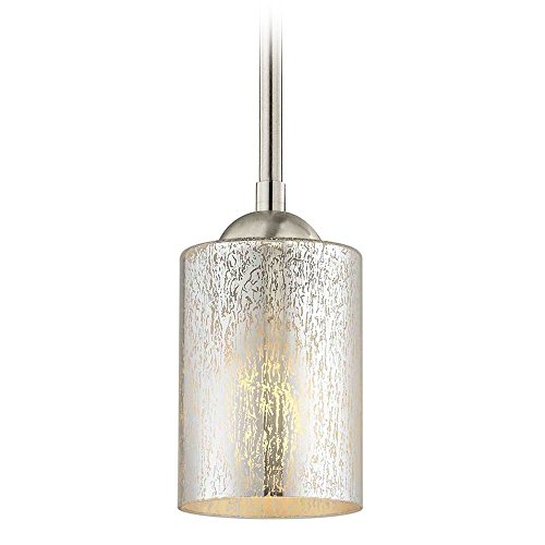 Cylindrical Glass Pendant Lights in US - 8