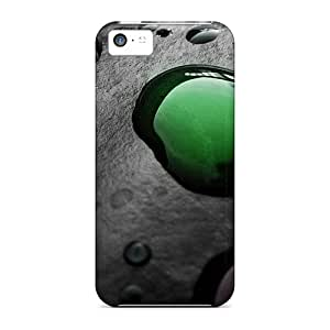 New Arrival BEx41667FtMU Premium Iphone 5c Cases(colorful Water Drops)