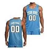 Custom Basketball Jersey-- Front & Back Team Name / Number