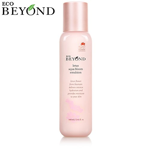 Skin Toner [Eco Beyond] Lotus Aqua Bloom Moisture Face Toner, Micro Hyaluronic Acid, Natural Ingredient 190mL /6.42Oz