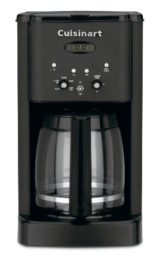 Cuisinart DCC 1200BW Central Programmable Coffeemaker