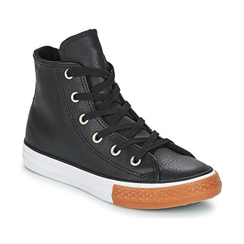 white 001 Zapatillas Ctas Chuck Niños Multicolor Converse Hi gum Honey Taylor black Unisex x71wfR