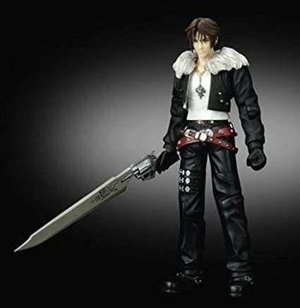 Final Fantasy Viii Squall Leonhart Action Figure