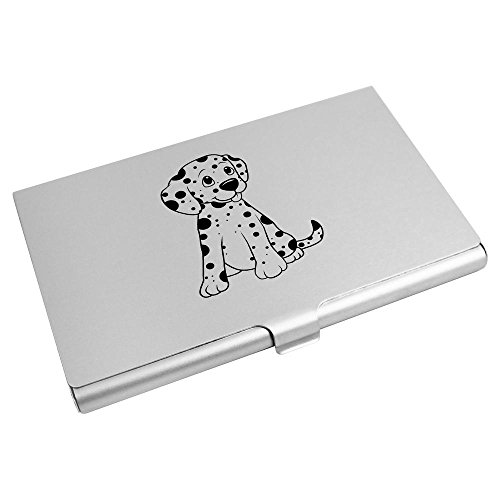CH00017328 Card Card Credit Wallet Azeeda Business Holder 'Dalmation Puppy' nwznxqP87