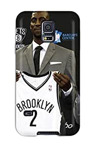 2322182K569093140 brooklyn nets nba basketball (7) NBA Sports & Colleges colorful Samsung Galaxy S5 cases